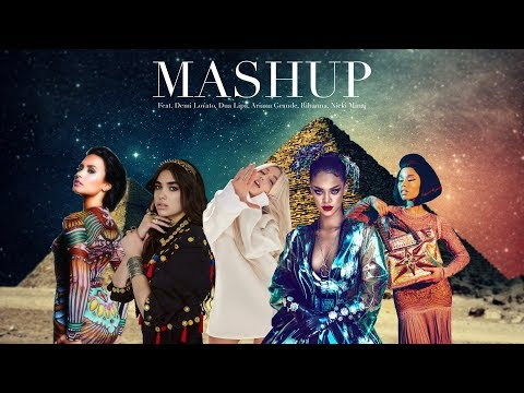 RIHANNA - Mashup (Feat. Ariana Grande, Dua Lipa, Alicia Keys, Nicki Minaj, Demi Lovato) Mp3
