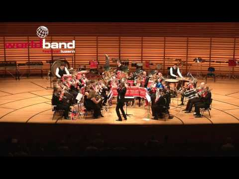 Oberaargauer Brass Band - Harmony Music by Philip Sparke