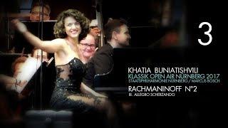KHATIA BUNIATISHVILI / NUERNBERG / RACHMANINOFF N°2 / 3rd mov.
