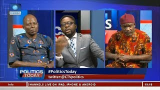 Ogbodo, Obun On APC Internal Crisis Ahead Of 2019 Polls Pt.1 |Politics Today|