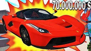 DELET A COMOR A 70.000.000 dollari?! | Roblox!