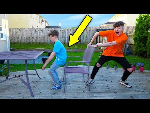 5 Funny Ways to PRANK Your Little Brother!!