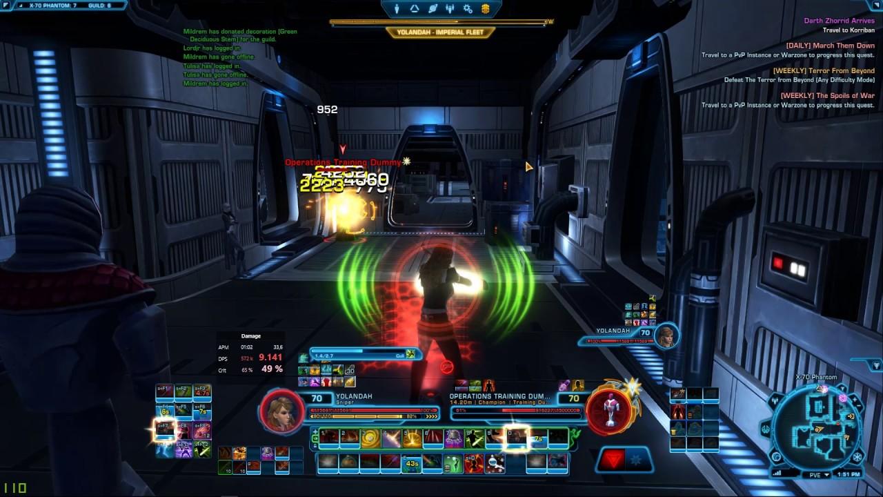 swtor parsec