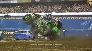 Tacoma Dome WA Highlights Monster Jam 2019
