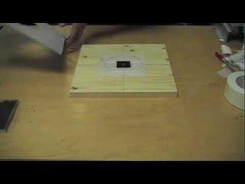 DIY CD Platen