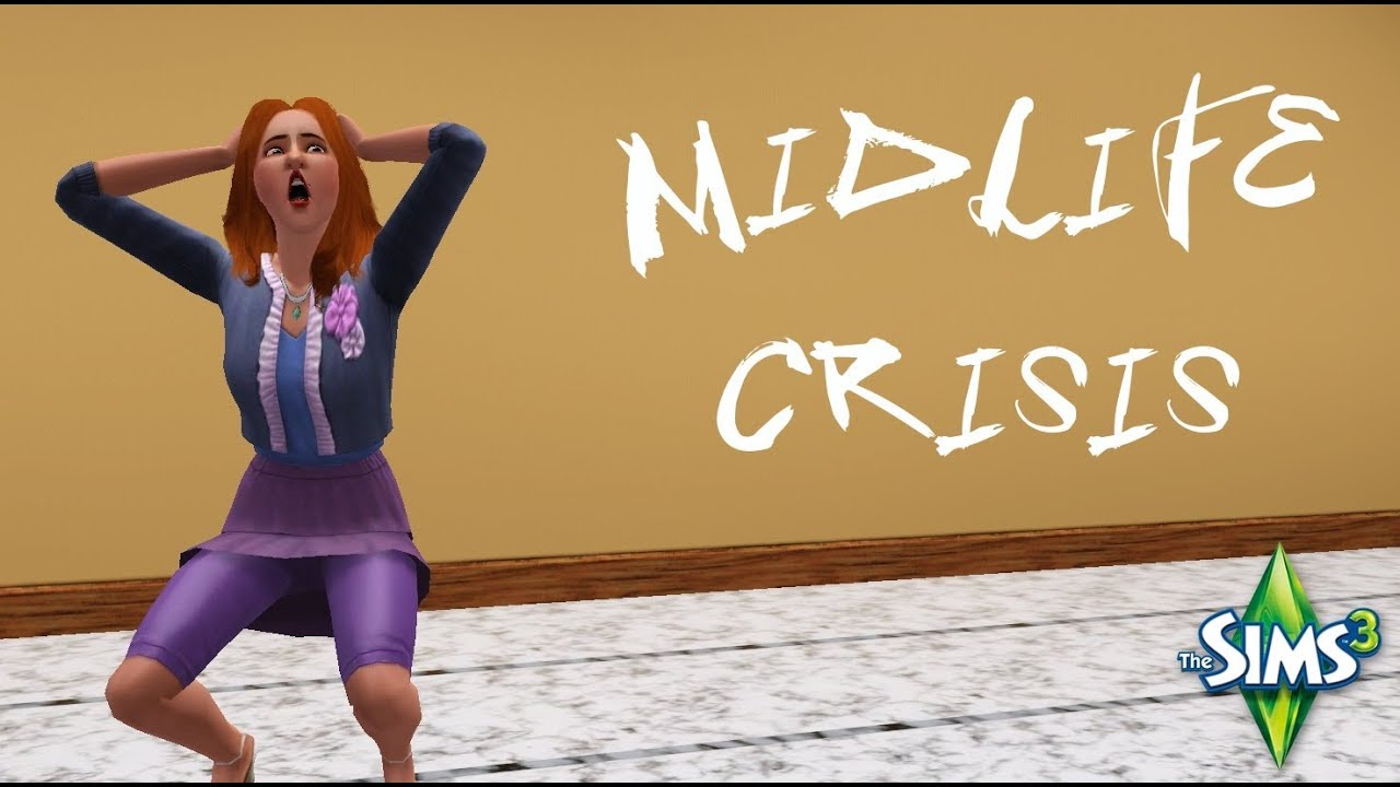 The Sims 3: Midlife Crisis: Part 4 DIVORCE!