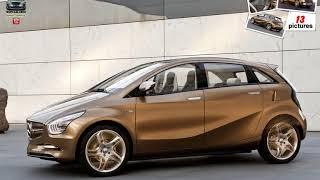 Mercedes-Benz BlueZERO E-CELL PLUS Videos