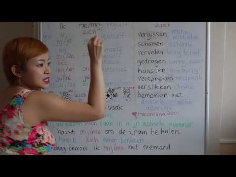 LEARN DUTCH/ NETHERLANDS & INDONESIAN LANGUAGE/ BAHASA INDONESIA [IN ENGLISH] #33 MYSELF