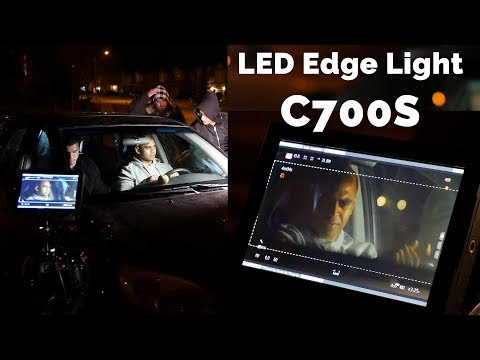 Edge LED Light - Film Shoot Tested!