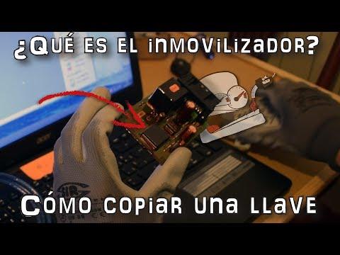 🔑¿Qué es y cómo funciona el INMOVILIZADOR de un COCHE? ¿Cómo COPIAR una LLAVE? - BMW E46