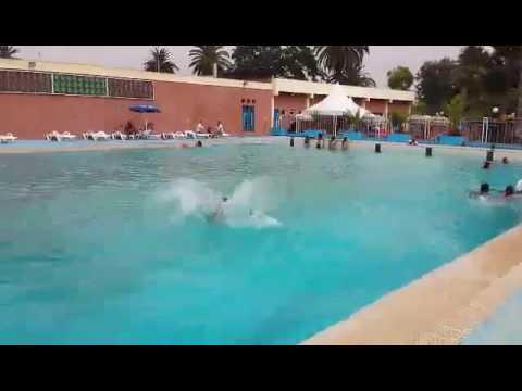 Snobbeur007 piscine cym rabat mode ete youtube for Construction piscine rabat
