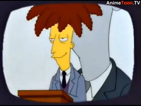 Download The Simpsons: Sideshow Bob becomes mayor of Springfield
