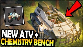 NEW ATV + CHEMISTRY STATION (New Event + Resources) - Last Day on Earth Survival Season 2 Week 3