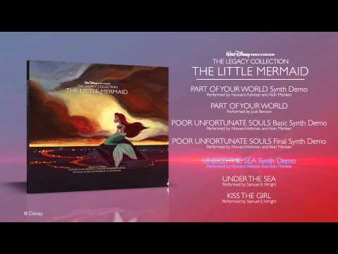 Walt Disney Records The Legacy Collection: The Little Mermaid - Album Sampler