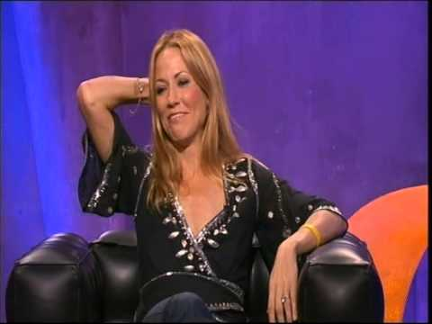 Sheryl Crow and Alice Cooper interview - Frank Skinner Show (2005)