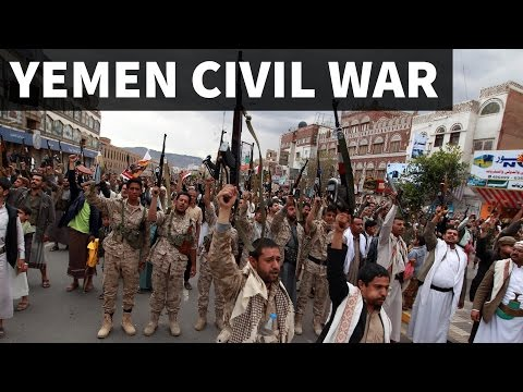Yemen Civil War - Yemen Crisis explained in English - UPSC/IAS/PCS