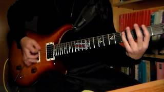 Santa Claus Is Coming To Town (Dokken rock guitar cover)