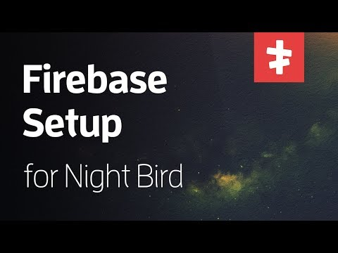 Screets Live Chat - Firebase Installation (Night Bird 2.4+)