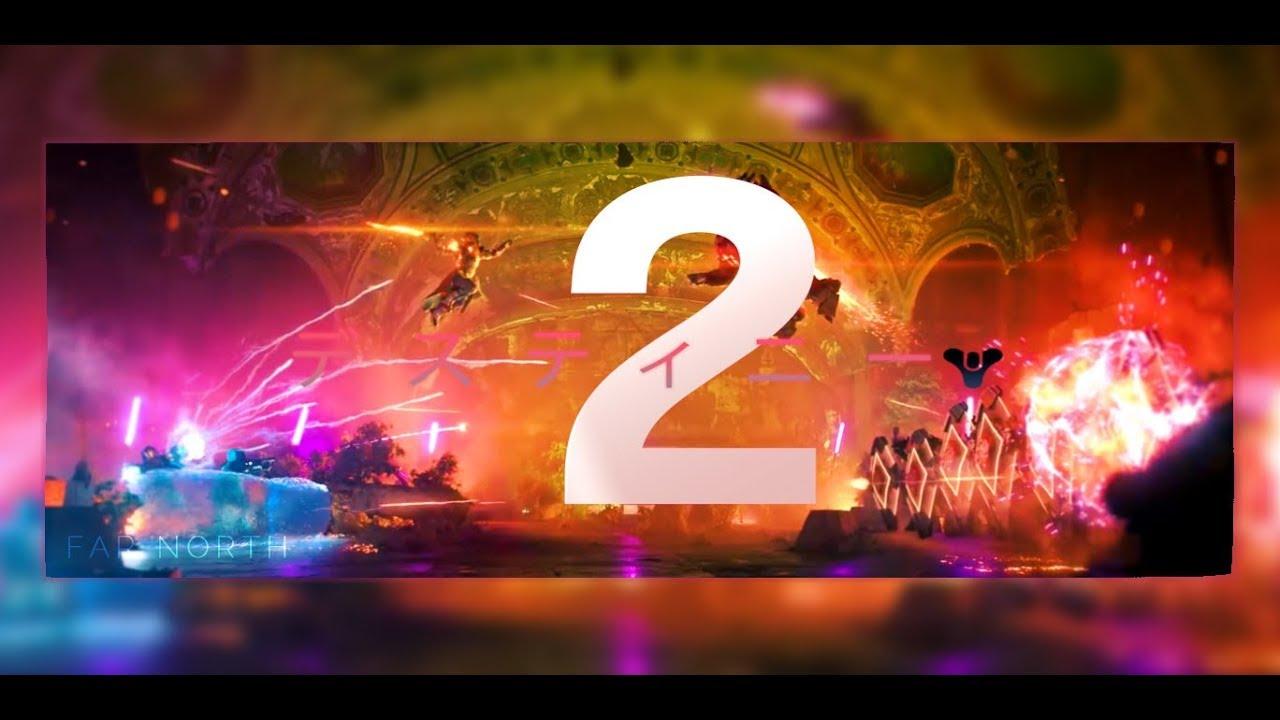 Destiny 2 Anime Teaser Trailer