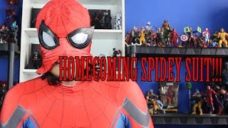 Spider-Man: Homecoming Suit Part 1 THE SUIT