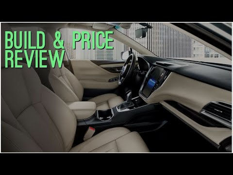 2020 Subaru Legacy Limited Xt Sedan Build Price Review Features Models Colors Interior