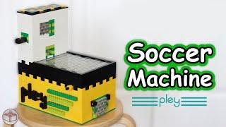LEGO Soccer Machine