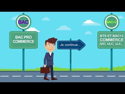 Le parcours vente-commerce FIM CCI Formation