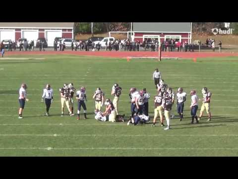 Joe Vencile Defensive Highlights (Algonquin Regional High School)