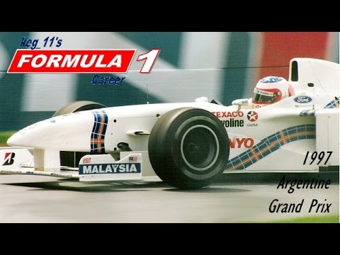 keg_11's Formula One Career - Formula 1 97 - 1997 Argentine Grand Prix