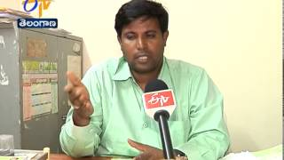 EENADU -ETV Effect: Agricultural Officers Raids Fertilizer Shops In Warangal