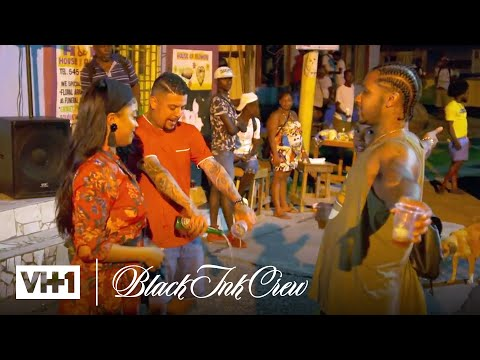 A Street Party Turns Into a Loyal Ink Street Fight  Sneak Peek | Black Ink Crew: Chicago