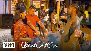 A Street Party Turns Into a Loyal Ink Street Fight 👊 'Sneak Peek' | Black Ink Crew: Chicago