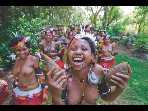 Papua New Guinea Travel Goals