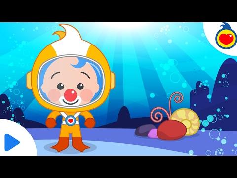 Plim Plim - Capítulo - Una aventura bajo el mar (Dibujos Animados)