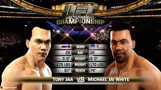 Tony Jaa vs. Michael Jai White - UFC Fight of The Century (Xbox One, PS4)