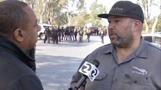 Witness describes scene of YouTube shooting