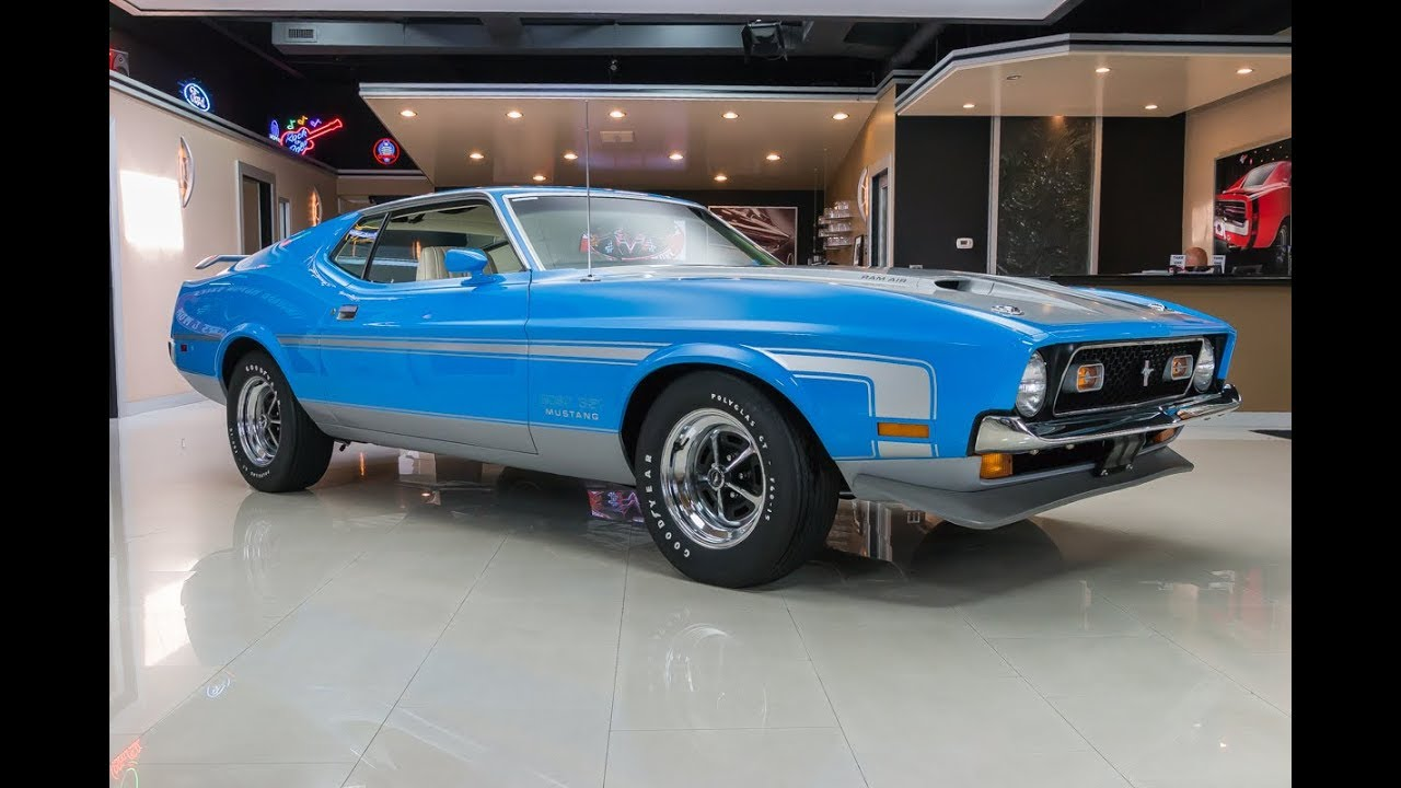 1971 Ford Mustang | Classic Cars for Sale Michigan: Muscle