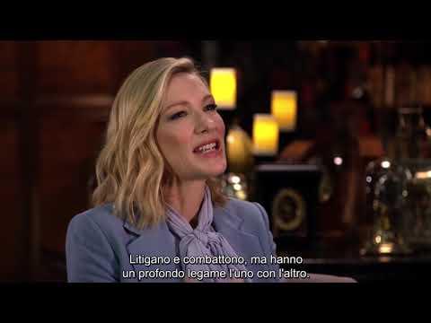 """IL MISTERO DELLA CASA DEL TEMPO - Featurette """"Cate Blanchett è Florence Zimmerman"""""""