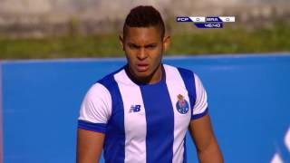 Futebol: FC Porto B-Sporting de Braga B, 2-0 (Ledman LigaPro, 43.ª jornada, 24/04/16)