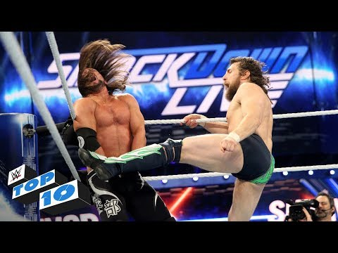 Top 10 SmackDown LIVE moments: WWE Top 10, November 13, 2018