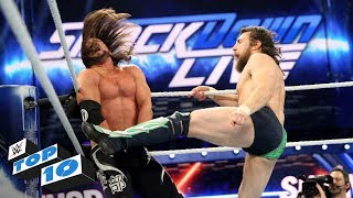 Download Video Top 10 SmackDown LIVE moments: WWE Top 10, November 13, 2018 MP3 3GP MP4