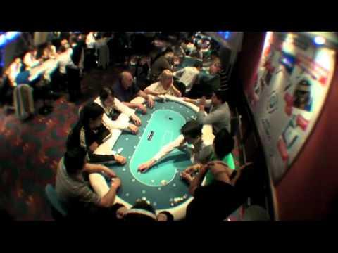 Un Vistaso Al Color  De Las Mesas En El Casino Melincue
