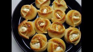 Булочки с Творогом Очень Вкусный рецепт!! Buns with cottage Cheese a Very Tasty recipe