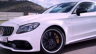 All new Mercedes AMG C63S Coupe 2018 Full Review