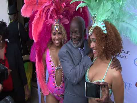 Fresh Prince of BelAir  Butler Joseph Marcell on Kiss Of Paradise