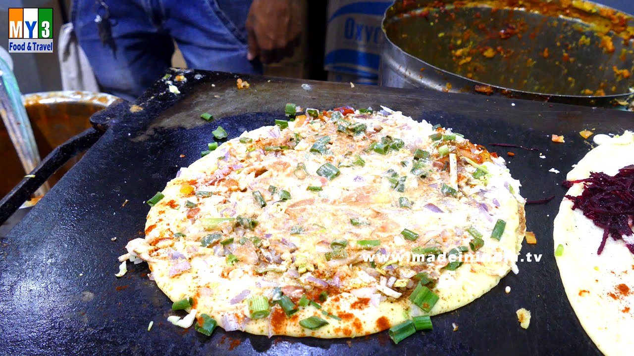 Onion uttapam recipe south indian breakfast recipes mumbai onion uttapam recipe south indian breakfast recipes mumbai street foods food travel tv forumfinder Images