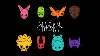 Masky (iPad, iPhone, Android, PC, Mac) by Digital Melody Games - trailer