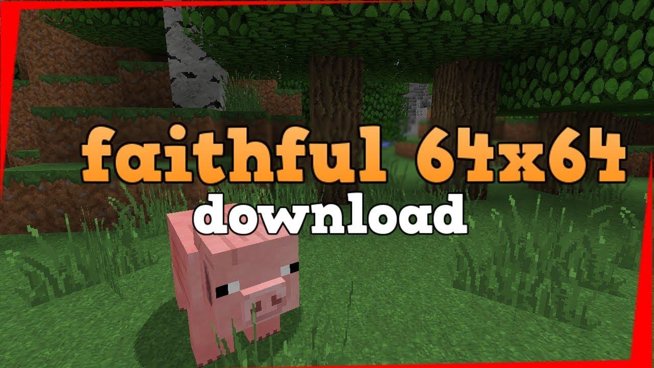 faithful 64x64 1.11.2