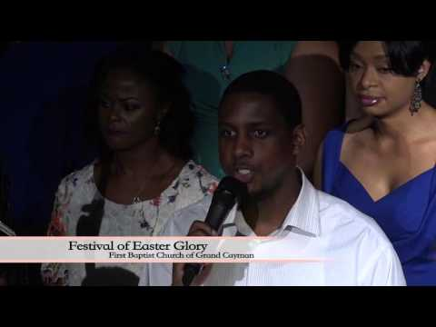 Festival of Easter Glory 2016  -  Cayman Islands