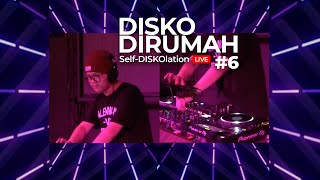 #DISKODIRUMAH DJ+VJ Virtual Collaboration | Electro Bigroom & Pop | Self-DISKOlation session #6